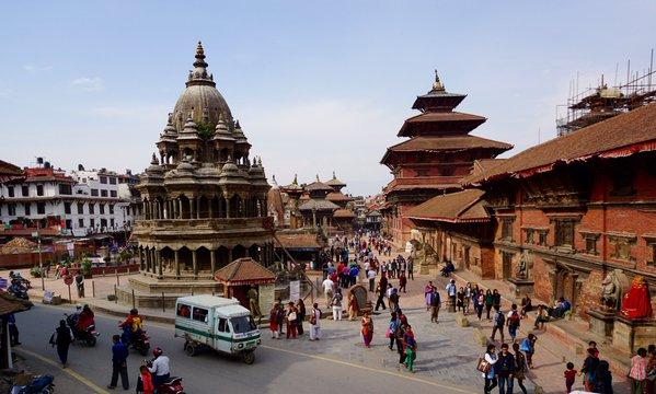 Patan, Nepal - Foto di Antonio Ficai
