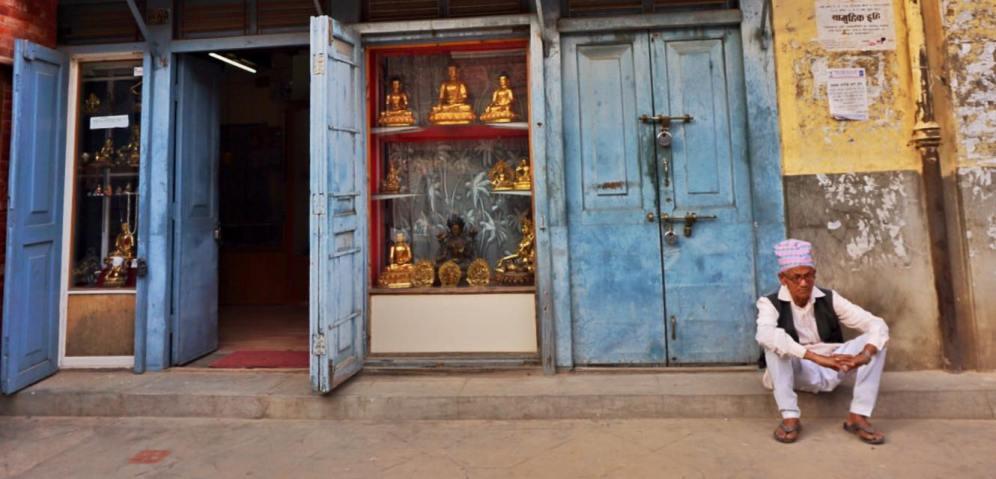 Patan, Nepal - Foto di Ilaria Barbotti - Ilary's Grill